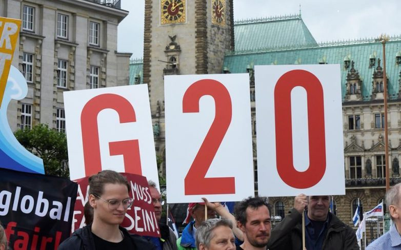Γερμανία: Εν αναμονή 8.000 διαδηλωτών στη σύνοδο της G20