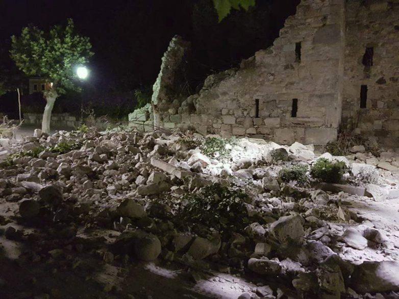 Κως: Δύο νεκροί και δεκάδες τραυματίες από τον ισχυρό σεισμό 6,4 Ρίχτερ