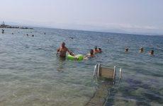 Tο πρώτο μπάνιο του «ΙΠΠΟΚΑΜΠΟΥ» για την φετινή περίοδο στον Άναυρο