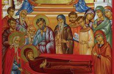 Η Κοίμηση της Αγίας Άννης