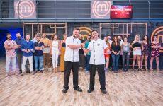 Στο νήμα έχασε τον τίτλο του «Master Chef» ο Λαρισαίος Κωνσταντίνος Τσιάτσιος