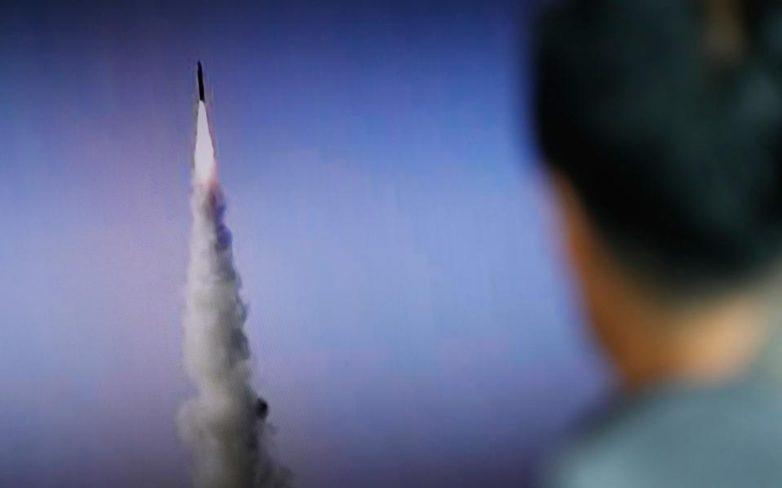 Διηπειρωτικό πύραυλο εκτόξευσε με επιτυχία η Βόρεια Κορέα