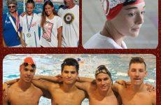 Οκτώ μετάλλια και ένα πανελλήνιο ρεκόρ για τον Ολυμπιακό Βολου