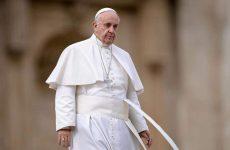 Με δωρεά του Πάπα Φραγκίσκου η επισκευή του σχολείου του Πολιχνίτου στη Λέσβο