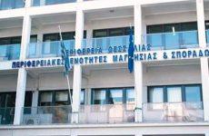 Έργα συνολικού προϋπολογισμού 3 εκατ. ευρώ για την Π.Ε. Μαγνησίας-Β. Σποράδων