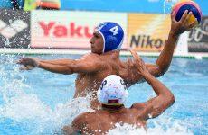 Η εθνική ομάδα πόλο των ανδρών διεκδικεί μετάλλιο