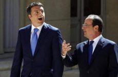 Ματέο Ρέντσι: «Μαζί με τον Ολάντ υπερασπίσθηκα την Ελλάδα τον Ιούλιο του 2015»