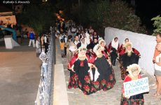 To 5ο φεστιβάλ παραδοσιακών χορών «ΔΙΑΜΑΝΤΗΣ ΠΑΛΑΙΟΛΟΓΟΣ»  στη Σκόπελο