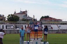 Χάλκινη η Φλώρου στο Πανελλήνιο Πρωτάθλημα στίβου εφήβων – νεανίδων στην Κατερίνη