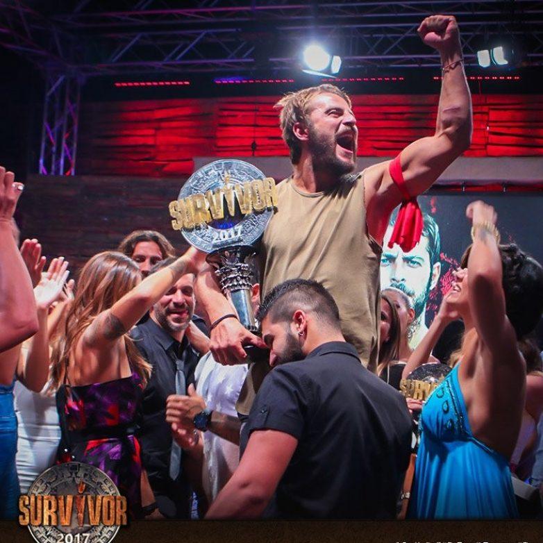 Survivor 2017 ο Σκιαθίτης Γιώργος Αγγελόπουλος