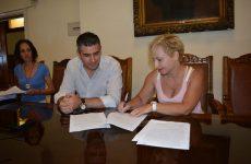 Υπέγραψαν συμβάσεις οι εργαζόμενοι του Δήμου Βόλου
