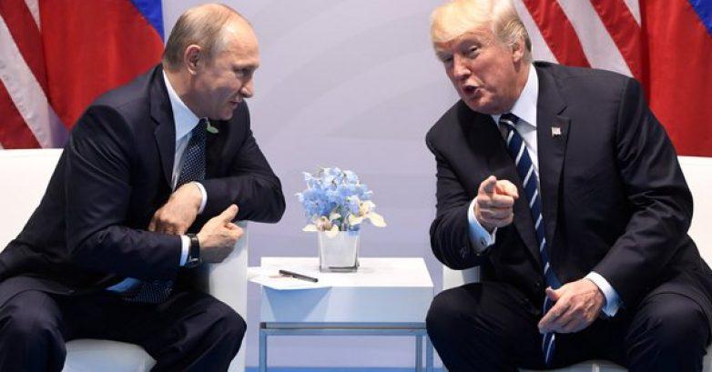 Τραμπ: Πιθανώς στο Ελσίνκι η συνάντηση με τον Πούτιν το καλοκαίρι