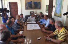 Υπογράφηκε σήμερα η σύμβαση κατασκευής του Κλειστού Γυμναστηρίου Ζαγοράς