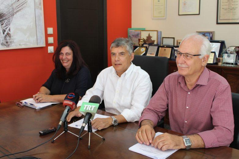 17 έργα προϋπολογισμού 15 εκατ. ευρώ αλλάζουν και αναμορφώνουν τη Λάρισα τα επόμενα χρόνια