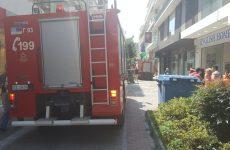 Φωτιά σε δωμάτιο δiπλοκατοικίας στη Νέα Δημητριάδα