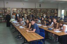 Παγκόσμια πολιτιστική κληρονομιά η ελληνική γλώσσα