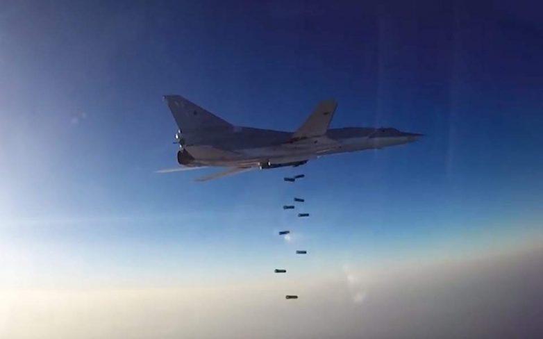 Συρία: Νεκροί πάνω από 200 τζιχαντιστές σε επιδρομή ρωσικών αεροσκαφών
