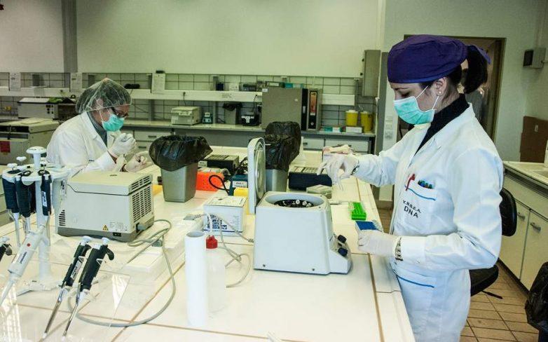Β. Σποράδες: Έρευνα DNA για την αναζήτηση του βιολογικού πατέρα δύο παιδιών