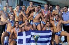Πρωταθλήτρια κόσμου  η εθνική ομάδα πόλο Νέων