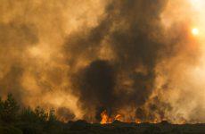 Τέταρτη ημέρα μάχης με τις φλόγες στα Κύθηρα