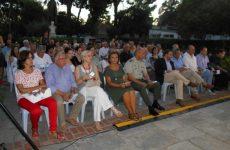Παρουσία της γραμματέως του περιφερειακού συμβουλίου Θεσσαλίας Μαρίνας Χρυσοβελώνη σε εκδήλωση για τον απόδημο ελληνισμό