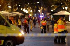 Τρόμος στην Ισπανία μετά την διπλή επίθεση σε Βαρκελώνη και Καμπρίλς
