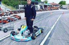 Mε την Top Kart στο κύπελλο Ιταλίας o Μάνος Βούλγαρης