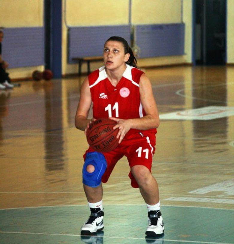 Η Νίκη Ζέρβα …..κλείνει το ρόστερ της γυναικείας  ομάδας του Ολυμπιακού Βόλου