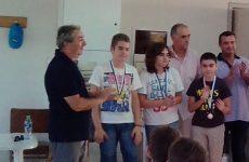 Σάρωσαν τα βραβεία οι σκακιστές της Μαγνησίας στο τουρνουά των Φαρσάλων