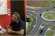 Δέκα κυκλικούς κόμβους στην Π.Ε Τρικάλων κατασκευάζει η Περιφέρεια Θεσσαλίας