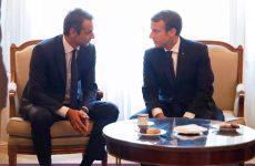 Κυρ. Μητσοτάκης: Διεκδικούμε ρόλο ισότιμου εταίρου