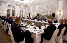 Εσθονία-ΕΕ: Από το δείπνο των ηγετών άρχισε ο διάλογος για το μέλλον της Ευρώπης