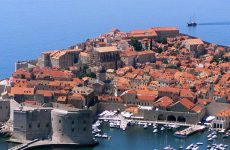 Οι συνταξιούχοι μηχανικοί ταξιδεύουν στις  Δαλματικές ακτές