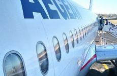 Μέχρι τέλους του χειμερινού προγράμματος η γραμμή AEGEAN στη Σκιάθο θα εξυπηρετείται με τρεις πτήσεις εβδομαδιαίως