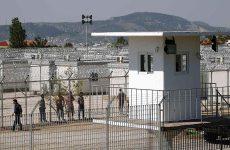 Απόδραση μεταναστών από την Αμυγδαλέζα