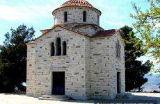 Εγκαινιάζεται ο Ναός της Αγίας Ειρήνης στην Ανακασιά