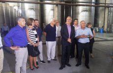 Σε  Συνεταιρισμούς της Ν. Αγχιάλου και του Πτελεού ο υπουργός Αγροτικής Ανάπτυξης