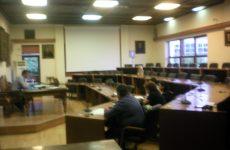"""""""Τρεις κι ο κούκος"""" στη συνεδρίαση της Επιτροπής Διαβούλευσης Βόλου"""