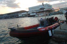 Eπίσημη παραλαβή διασωστικού σκάφους από την ΕΟΔ Μαγνησίας