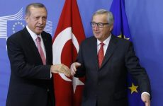 Η Κομισιόν κλείνει οριστικά την πόρτα της ΕΕ στην Τουρκία
