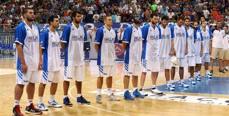 Σπουδαία νίκη-πρόκριση  της Εθνικής Ελλάδας Μπάσκετ