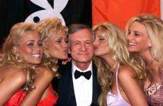 Απεβίωσε σε ηλικία 91 ετών ο «Mr Playboy», Χιου Χέφνερ