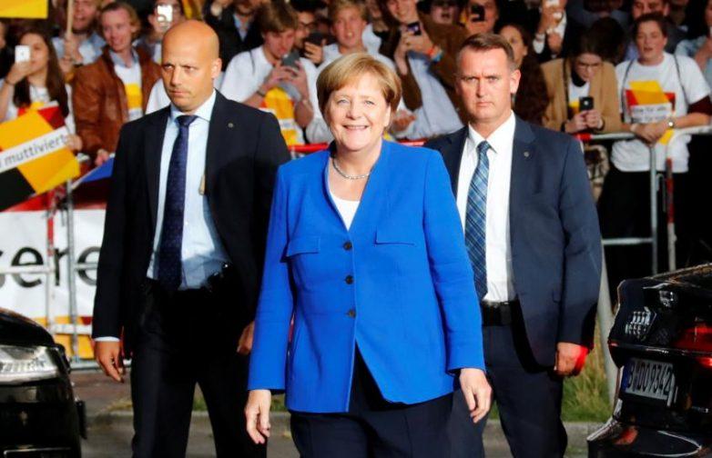 Τριμερής συμφωνία για το μεταναστευτικό στο Βερολίνο