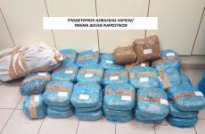 Συνελήφθησαν στην Πιερία με ποσότητα ναρκωτικών