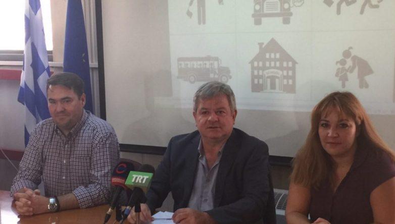 Προτάσεις για  δημιουργία δικτύου ασφαλών διαδρομών στη Μαγνησία
