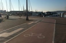 Παράσυρση αλλοδαπού στο λιμάνι του Βόλου