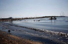 Δίωξη σε βαθμό κακουργήματος για την πετρελαιοκηλίδα