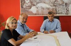 Ξεκινά η κατασκευή του περιφερειακού Λάρισας