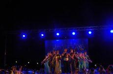 Εντυπωσιακή τελετή στην παραλία του Βόλου για το 12ο παγκόσμιο πρωτάθλημα υδατοσφαίρισης νέων γυναικών
