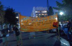Φθορές αντεξουσιαστών στα γραφεία του ΣΥΡΙΖΑ και σε υποκαταστήματα τραπεζών